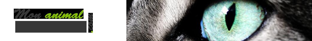 Guide des animaux de compagnie, chien, chat, serpent, rongeur Logo
